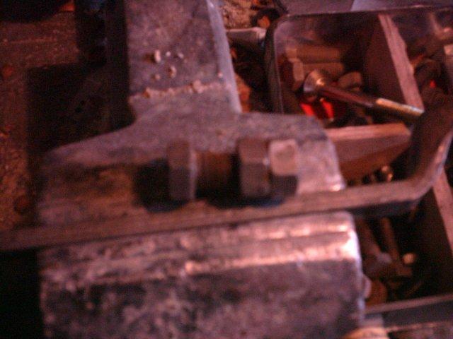 Dépose roue Avant ZX6R 2001 IMAG0465