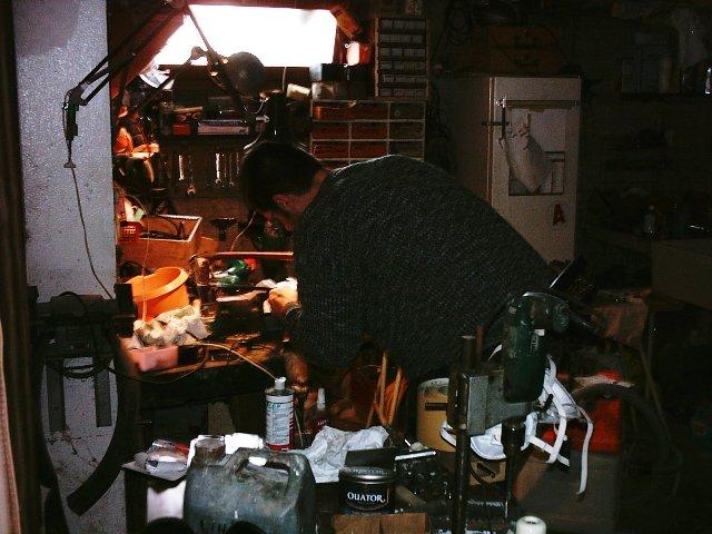 Préparation de la saison piste 2008 ( ZX6R 98 et 99 inside ) - Page 5 IMAG0647