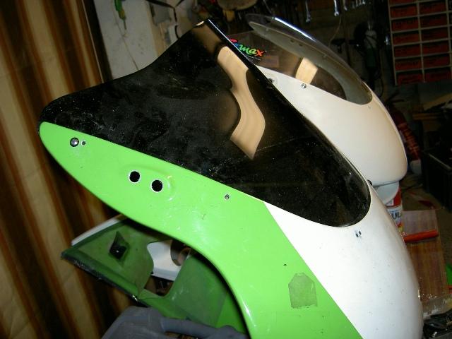 Préparation de la saison piste 2008 ( ZX6R 98 et 99 inside ) PICT3039