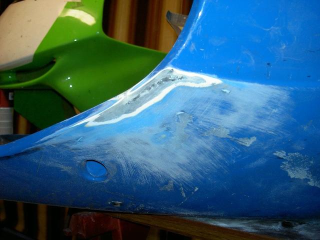 Préparation de la saison piste 2008 ( ZX6R 98 et 99 inside ) PICT3048