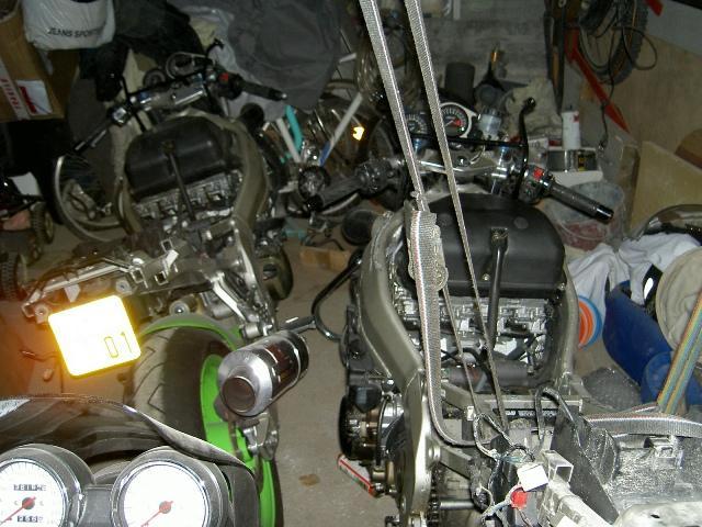 Préparation de la saison piste 2008 ( ZX6R 98 et 99 inside ) PICT3199